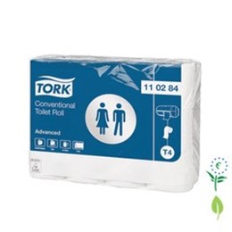 Tork Toalettpapper Advance, T4 24x35m/fp