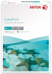 Papper Xerox Colorprint A4 80g 500/fp