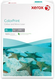 Papper Xerox Colorprint A4 90g 500/fp